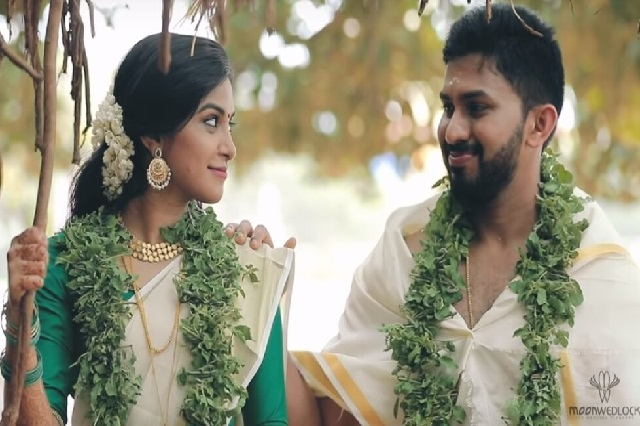 wedding videography Aparna and Vinay in india